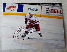 Detroit Red Wings Cory Emmerton Auto Grand Rapids Griffins 8x10 Photo