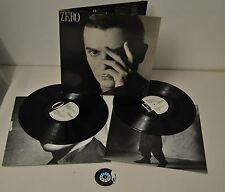 2 LP 33 RENATO ZERO ZERO 1987 ZEROLANDIA ZL 71539 ITALY