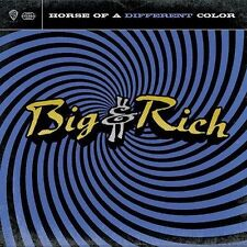 Horse Of A Different Color Big & Rich Audio CD