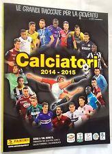 Album di figurine Calciatori 2014-15 o 2014-2015 vuoto edizioni Panini