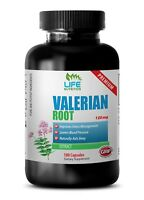 Valerian Root Extract. Dietary Supplement. Sleep Support (1 Bottle,100 Capsules)