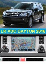 LAND ROVER Vdo Dayton 2016 Navigatie Europa set (13xcd) Final Version