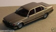 MICRO HERPA HO 1/87 BMW 750 IL GRIS ARGENT