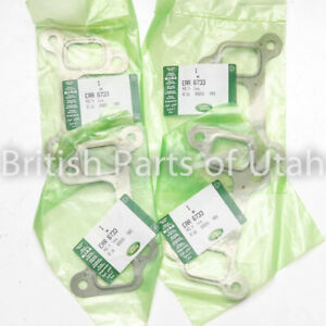 Range Rover P38 Classic Discovery Defender Exhaust Manifold Gasket OEM Genuine