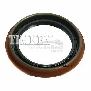 One New Timken Wheel Seal Rear 710166 for Chevrolet GMC Honda Isuzu Oldsmobile