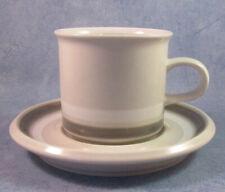 ARABIA OF FINLAND, Vintage, Salla Coffee Cup & Saucer, Excellent