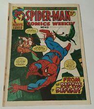 Spiderman comics weekly # 43 ( uk )