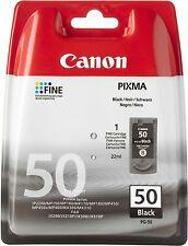 Canon Pg-50 Tintenpatrone schwarz #3402