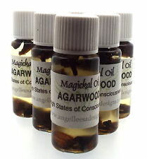 Agarwood Herbal Infused Botanical Incense Oil Higher Consciousness