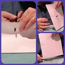 Party Magic Tricks - Pen Through Paper. (Watch Video)