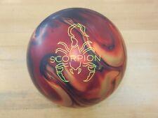 "NIB 14# Hammer Scorpion Bowling Ball 14.2/2-3"" Pin/2.20oz TW New Release!"