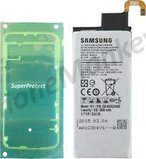 Genuine Samsung Galaxy S6 EDGE Battery EB-BG925ABE with Adhesive template Glue