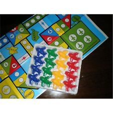 Flying Chess Feixingqi Aviation Game Chinese & English Game Manual Kids Gift 飞行棋