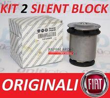 KIT 2 SILENT BLOCK PONTE POSTERIORE ORIGINALI FIAT STILO 1.9 JTD 1.2 1.4 1.6 1.8