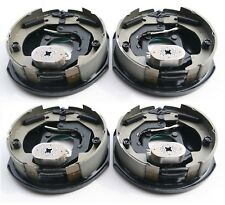 "2 Pairs New 10"" x 2-1/4"" electric trailer brake assembly 3,500 lbs axle -21003"