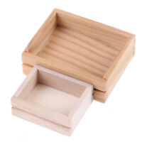 1/12`dollhouse miniature accessories wooden box furniture model toy forkidstoy3C