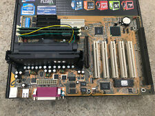 Abit BE6-II Motherboard with Intel Pentium III 450 RAM Intel 440BX 133MHz