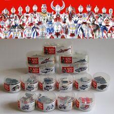 Ultraman 45th Anniversary miniature Suntory Boss Ultraman Collection Full Set