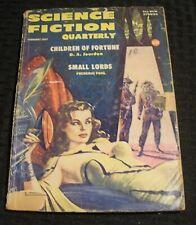1957 Feb SCIENCE FICTION QUARTERLY Pulp Magazine v.4 #6 GD 2.0 Frederik Pohl