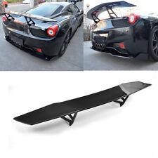 For Ferrari 458 Italia & Spider 11-13 GT Rear Lid Racing Spoiler Carbon Fiber