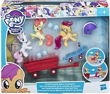 OFFICIAL HASBRO MY LITTLE PONY FRIENDSHIP MAGIC CRUISING CUTIE MARK CRUSADERS