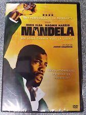 Mandela Un long chemin vers la liberté DVD NEUF