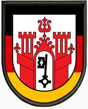 Wappen von Schmallenberg Aufnäher, Pin, Aufbügler