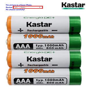 Kastar AAA Battery Replacement for Panasonic KX-TGD562M KX-TGD563A KX-TGD563M