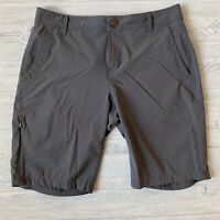 REI quick dry gray outdoor Shorts Womens Size 6