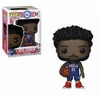 Joel Embiid w/Blue Jersey (Philadelphia 76ers) Funko Pop! Series 2