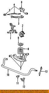 FORD OEM-Front Upper Ball Joints F7AZ3049AA