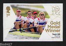 2012 SG3350 1st Olympic Gold Medals - Reed Hodge James Gregory -Rowing