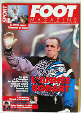 Foot Magazine du 24/01/1996; L'année Bodart/ Robert Spehar/ Obiorah