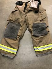 Mfg 2008 Globe Gxtreme 46 X 30 Bunker Pants Turnout Pants Firefighter Gear
