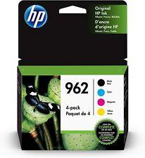 4 Pack Genuine HP 962 Ink Cartridge Officejet Pro 9010 9015 9016 9018 9020 9025
