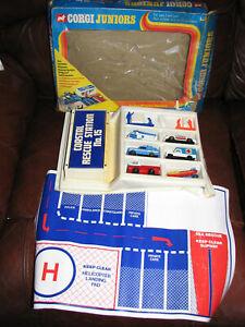 Corgi Juniors Rescue Gift set (1976)