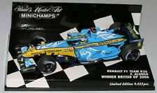 WOW EXTREMELY RARE Renault R26 Fer Alonso Winner British GP 2006 1:43 Minichamps
