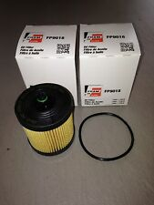 (TWO 2) USA MADE Fram Pro FP9018 Oil Filter SET fits CH9018 PF2244G 57082 P3244