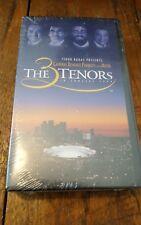"""THE 3 TENORS IN CONCERT"" 1994 CARRERA DOMINGO PAVAROTTI VHS"