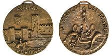 Medaglia ANMI Associazione Nazionale Marinai Verona ai Caduti del Mare 1979 #1