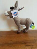 Dreamworld Shrek The Donkey Plush Soft Stuffed Doll Toy 9'' 25 cm
