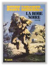 Buddy Longway 14 Derib  Lombard EO 1985