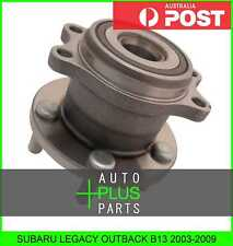 Fits SUBARU LEGACY OUTBACK B13 Rear Wheel Bearing Hub