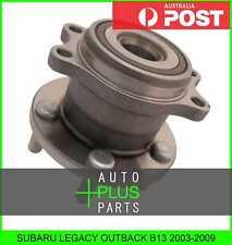 Fits SUBARU LEGACY OUTBACK B13 Rear Wheel Bearing Hub