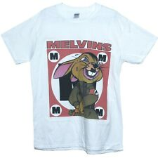 MELVINS T SHIRT- Punk Rock Metal Grunge Soundgarden Nirvana Clutch Men's Top
