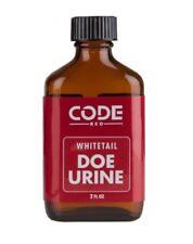 Code Red Whitetail Doe Urine 2 oz.