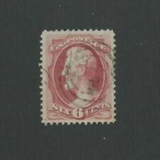 1870 United States Postage Stamp #148 Used VF Faded Postal Cancel