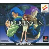 USED PS1 PS PlayStation 1 Policenauts