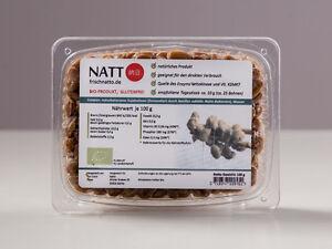 Frisch Natto -Vitamin K2mk7, Soja-Isoflavone, Nattokinase,probiotische Bakterien