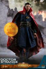 Hot Toys Marvel Studios primi 10 anni 10th ANNIVERSARIO MINI SCATOLA LUCE ROSSA